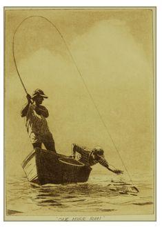 The Basic Fishing Supplies Sea Fishing, Gone Fishing, Trout Fishing, Saltwater Fishing, Fishing Lures, Fishing Knots, Draw Character, Drawn Fish, Hunting Art
