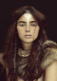 wild tribal makeup
