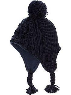 Accessoire - Bonnet péruvien doublé sherpa - Kiabi   Accessoires ... 56bc7e81866