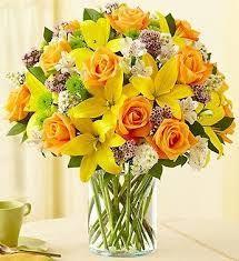 yellow chrysanthemum wedding flower outside arrangement - Google Search