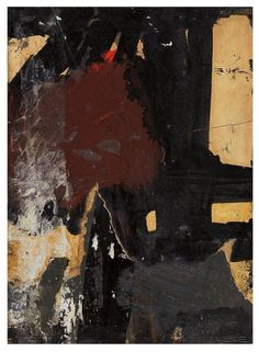 colin-vian:   Franz Kline (1910-1962) Untitled