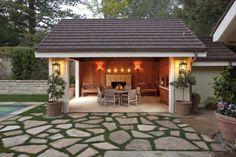 pool house 801hotspringscabana