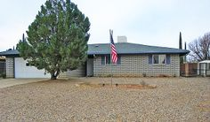 5/9/14. 1149 Cholla Circle. 3BR/2BA, 1860 s/f, 2 car garage. Beautifully maintained w/new kitchen, tile floors, AZ rm w/wood laminate floor. Newer Master Kool evap unit, ceiling fans. Lg lot w/east-west orientation. XLG shed, garden planters, grass yard w/sprinkler system, block wall & chain link fence. MLS#149501. $164,900. Call Nancy Rea 520-439-3030 office, 520-227-3817 cell, or email nancyrea@remax.net. www.NancyRea.com. RE/MAX HomeStores.