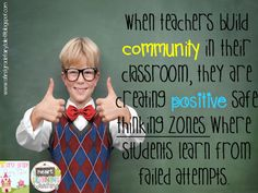 Building Communities in the Classroom