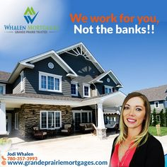 Trusted Grande Prairie mortgage brokers at Whalen Mortgages Grande Prairie : Call me today to discuss your options Top lenders who offer the lowest mortgage rates. Best Mortgage Rates Today, Best Mortgage Lenders, Lowest Mortgage Rates, Pay Off Mortgage Early, Mortgage Interest Rates, Mortgage Companies, Mortgage Tips, Mortgage Protection Insurance, Best Bank