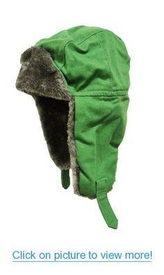 John Deere Green Toddler Trapper Winter Hat Boys Winter Hats bc2c544909e
