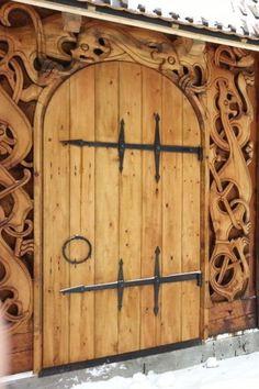 Viking doors