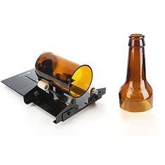 Glass Bottle Cutter, Genround Bottle Cutter Machine Wine ...