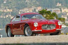 1954 Maserati A6G Zagato Berlinetta