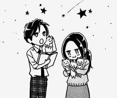 Shishio, Suzume and their babies ^^ #manga #mangacap #shoujo #cute