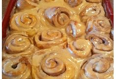 Amish Cinnamon Rolls Recipe - oh my goodness! I have been after this recipe for years! If this is close to Shady Maple's cinnamon rolls, Sunday mornings will never be the same! Amish Recipes, Cooking Recipes, Brunch Recipes, Dessert Recipes, Pennsylvania Dutch Recipes, Delicious Desserts, Yummy Food, Sweet Buns, Sweet Bread