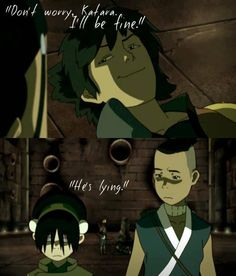 "I hate how they never definitively said if he died or not...although in the episode with the play I love that they put in ""Did Jet just...die?"" Sokka: You know, it was kind of unclear."""