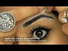 Eyebrow Tutorial HD Brows Perfect Shape Brows DETAILED