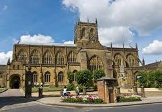 Sherborne Abbey  Dorset