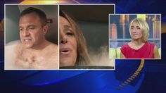 Rosanna Scotto and Greg Kelly tried Cryotherapy.