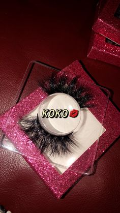 "Bigger & Better ""KOKO"" Our Premium Siberian Mink Eyelashes are getting better everyday NEW! Rose Gold Glass Container Packaging More Volume & Length Than Ever before Other styles Available Starting at just five dollars You NEED these lashes! Gold Glass, Mink Eyelashes, Glass Containers"