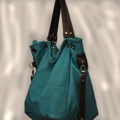 Handmade leather handbag named Santorini in by iyiamihandbags, $299.00