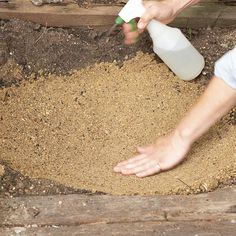 Give birds a place to drink or bathe in your yard with this easy project.