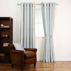 Find sophisticated detail in every Laura Ashley collection - home furnishings, children's room decor, and women, girls & men's fashion. Childrens Room Decor, Blue Living Room, Home Furnishings, Curtain Fabric, Made To Measure Curtains, New Living Room, Curtains, Duck Egg Curtains, Furnishings