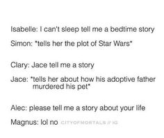 Image via We Heart It https://weheartit.com/entry/157442554/via/20150321 #bookworm #themortalinstruments #cassandraclare