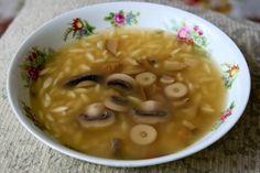 Traditional Slovak Christmas Mushroom Soup recipe - Foodista.com