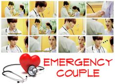 [Drama Emergency Man and Woman / Emergency Couple 응급남녀 (JH + JH's interview on Emergency Couple, A Werewolf Boy, Choi Jin Hyuk, Flower Boys, Drama Series, Pride And Prejudice, Doctors, Dramas, Acting