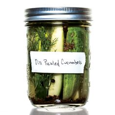 Always trim off stems and ends before pickling veg; enzymes in both can lead to mushy pickles.