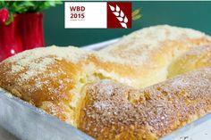 Cozinha Autoral - O Blog: World Bread Day 2015 - Massa Base para Pão Caseiro