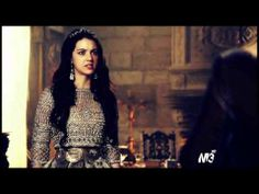 Posion & Wine || Mary/Francis [1x09] - YouTube. Love that dress