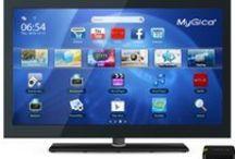 MiGica ATV1800 is the world's first Quad Core CPU and Octa GPU Android 4.4 TV Box, ATV1800 Quad Core Android TV Box features Quad core processor,