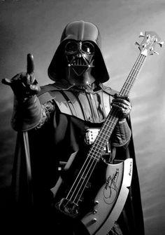 I find your lack of Heavy Metal Disturbing. Star Wars and Heavy Metal Memes. Star Wars Film, Star Wars Art, Star Trek, Metal Memes, Arte Pink Floyd, Science Fiction, Anakin Vader, Anakin Skywalker, Images Star Wars