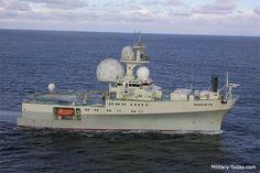 El Marjata es un buque de servicio integrado de recopilación de inteligencia electrónica. Es operado por el servicio de inteligencia de Noruega y es considerado como uno de los barcos espía más avanzados en el mundo. Su papel principal es la vigilancia de la actividad submarina rusa en el Mar del Norte
