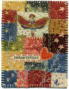crazy quilting by hand Crazy Quilting, Crazy Quilt Stitches, Crazy Quilt Blocks, Crazy Patchwork, Art Quilting, Embroidery Stitches, Embroidery Patterns, Hand Embroidery, Quilt Patterns