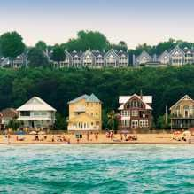 This Ontario Beach Town Is The Perfect Destination For A Summer Escape. Port Stanley on Lake Erie. Beaches In Ontario, The Places Youll Go, Places To Go, Toronto, Voyage Canada, Ontario Travel, Lake Erie, Erie Beach, Beach Town