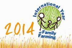 International Year of Family Farming 2014
