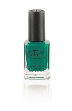 In lust with this color right now.  Love my Wild Cactus!  Color Club Fiesta Collection, $8.00 #birchbox