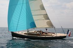 Un bateau: Le Solenn 32