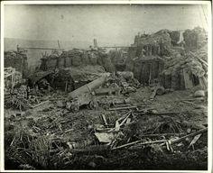 Scene during the Crimean War, 1850s.