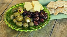 Olives Nutrients: Vitamin E, Iron, Copper, Fiber  Why you need it: While olives (the green or black variety) often get a bad rap for being h...