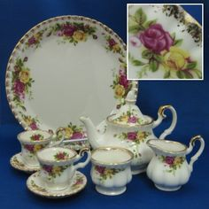 children's tea sets | Children's Tea Sets : Hoffman's Patterns of the Past, Home to the Sea ...