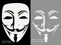 "V For Vendetta #3 Decal Sticker Funny Vinyl Car Window Bumper Truck Laptop 10/"""