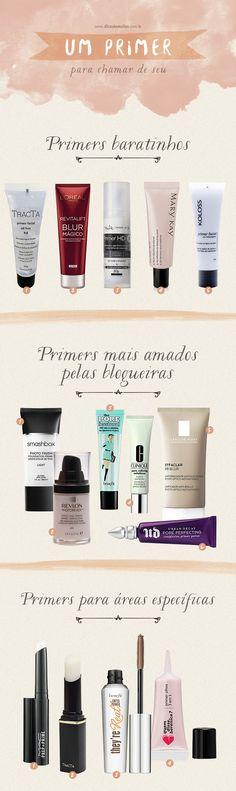 Conheça mais sobre esse produto que prolonga a duração da maquiagem e também garante uma pele mais uniforme e menos oleosa.