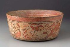 Large dish Maya , A.D. 700–800. -1