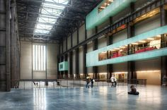 The Tate Gallery, London