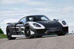 Porsche 918 Spyder Prototype Picture #2, 2012