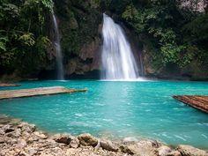 Cebu Province tourist spots + Itinerary - Julie Around The Globe Cebu, Famous Waterfalls, Beautiful Waterfalls, Beautiful Scenery, Aomori, Luang Prabang, Beautiful Places To Visit, Cool Places To Visit, Amazing Places