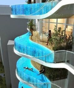 Apartment Complex in #Dubai Tag who you'd like to stay here with. Via @destinationwolf