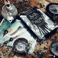 Most anticipated read of the month: Six of Crows by Leigh Bardugo. Cannot wait to start this beauty! Anyone read it yet? How did you like it? -  On another note: I am currently in Edinburgh and we will leave for Glencoe in the Scottish highlands early tomorrow morning (thanks @outofthebex and @bookypotter for the tip!). I am loving it so far such a beautiful country!  - - - #bookstagram #leighbardugo #sixofcrows #bookish #bibliophile #photooftheday #igreads #youngadult #ya #bookphotography…