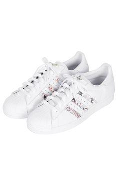official photos e56da 9893a Adidas Superstar x Topshop Adidas Superstar, Adidas Originales, Entrenadores,  Topshop, Abrigos
