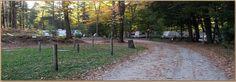 Fall at Holiday Camping Resort